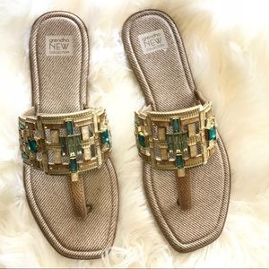 New Grendha Collection size 8 Sandals
